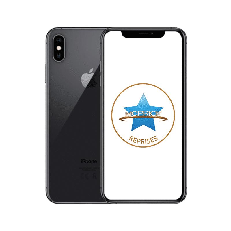 Reprise Apple iPhone XS 256 Go (Déverrouillé) - Gris Sidéral | McPrice Paris Trocadero