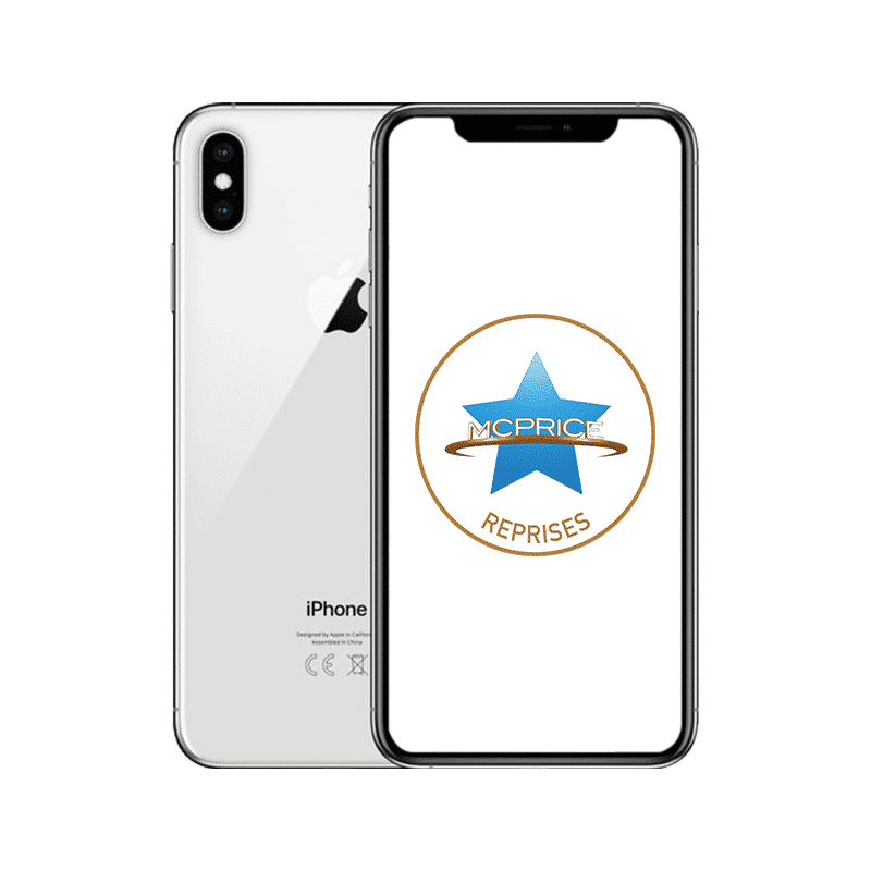 Reprise Apple iPhone XS 512 Go (Déverrouillé) - Argent | McPrice Paris Trocadero