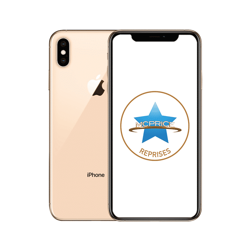 Reprise Apple iPhone XS 64 Go (Déverrouillé) - Or | McPrice Paris Trocadero