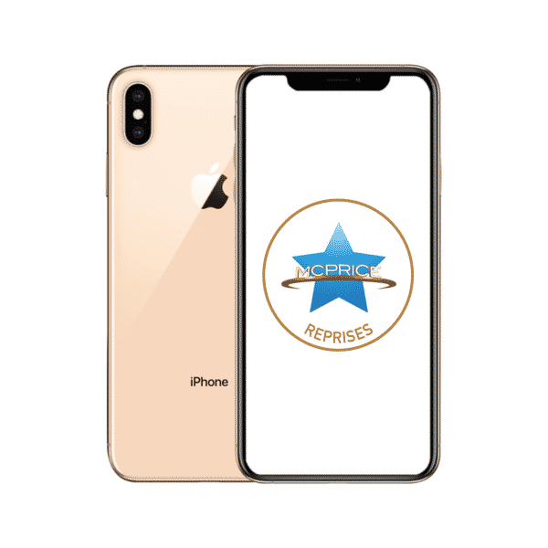 Reprise Apple iPhone XS MAX 512 Go (Déverrouillé) - Or | McPrice Paris Trocadero