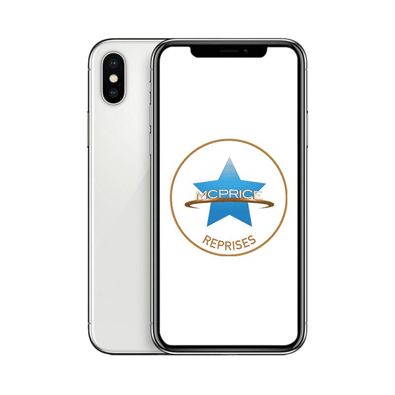 Reprise Apple iPhone XS MAX 64 Go (Déverrouillé) - Argent | McPrice Paris Trocadero