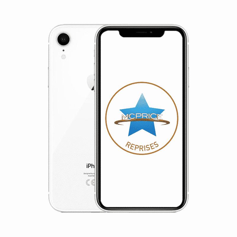 Reprises Apple iPhone XR 128 Go (Déverrouillé) - Blanc | McPrice Paris Trocadéro