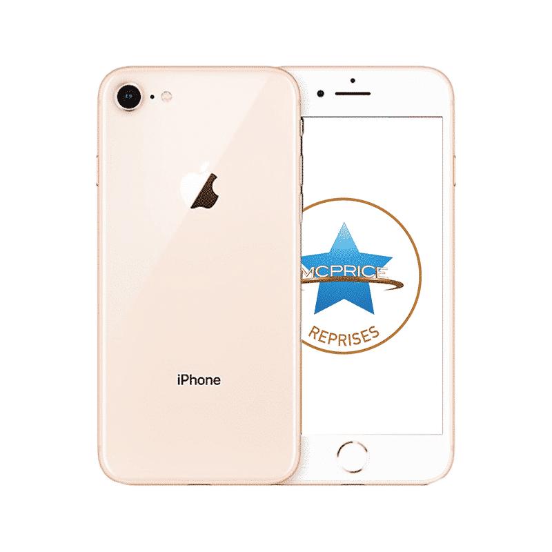 Reprise Apple iPhone 8 64 Go (Déverrouillé) - Or   McPrice Paris Trocadero