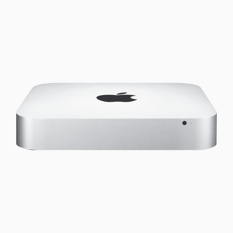 Reprises Apple Mac Mini Intel Core i7 Quad-Core 2,0GHz/4Go/2 x 500 Go   McPrice Paris Trocadéro.