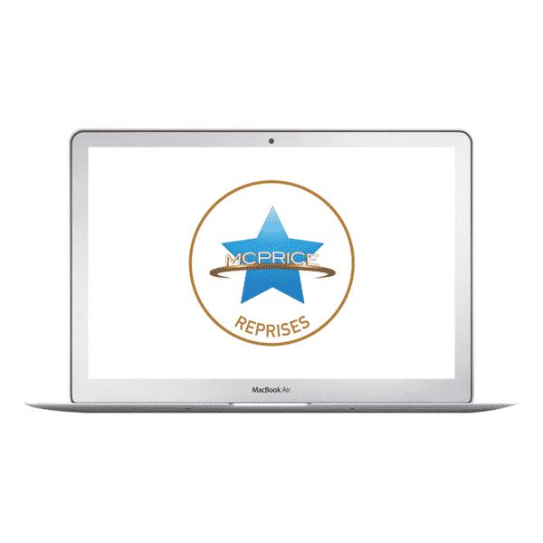 Reprises Apple MacBook Air 13 Pouces 1,6GHz/i5/4Go/128Go SSD - Argent | McPrice Paris Trocadero