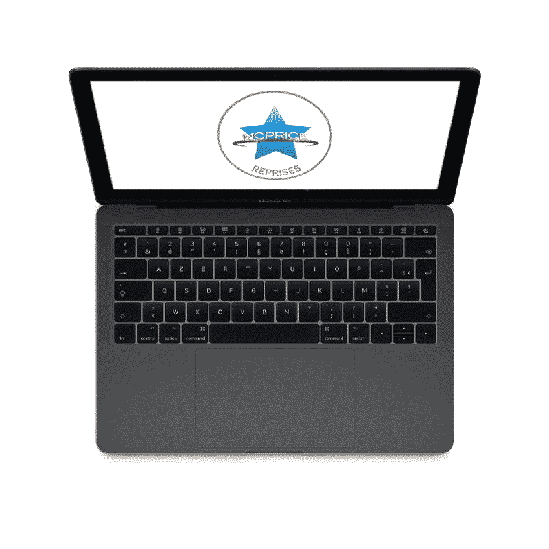 Reprises Apple MacBook Pro 13 Pouces Retina 2,3GHz/i5/8Go/256 Go SSD - Gris Sidéral | McPrice Paris Trocadéro