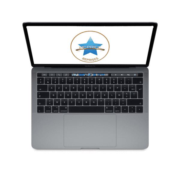 Reprises Apple MacBook Pro 13 Pouces Retina Touch Bar 3,1GHz/i5/8Go/512 Go SSD - Gris Sidéral | McPrice Paris Trocadéro.