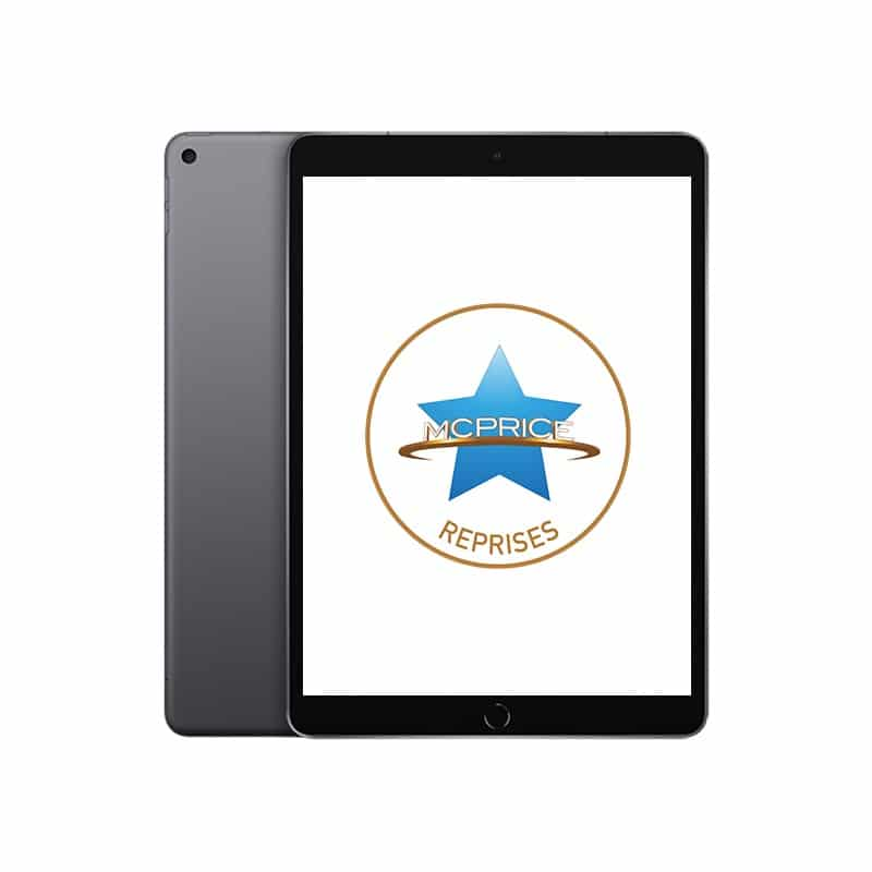 Reprises Apple iPad Air 2 16 Go WIFI - Gris Sidéral | McPrice Paris Trocadéro