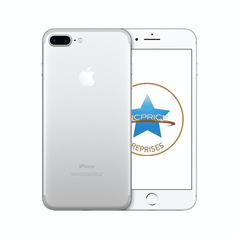 Reprises Apple iPhone 7 Plus 128 Go (Déverrouillé) - Argent | McPrice Paris Trocadéro