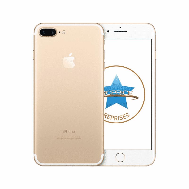 Reprises Apple iPhone 7 Plus 128 Go (Déverrouillé) - Or   McPrice Paris Trocadéro