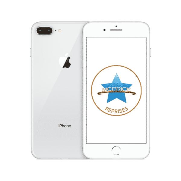 Reprises Apple iPhone 8 Plus 64 Go (Déverrouillé) - Argent | McPrice Paris Trocadero