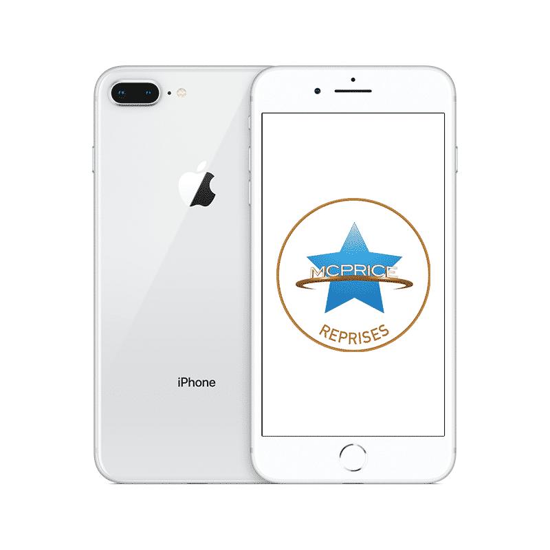 Reprises Apple iPhone 8 Plus 64 Go (Déverrouillé) - Argent   McPrice Paris Trocadero