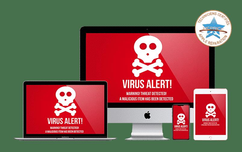 Virus Alert v2 | McPrice Paris Trocadéro