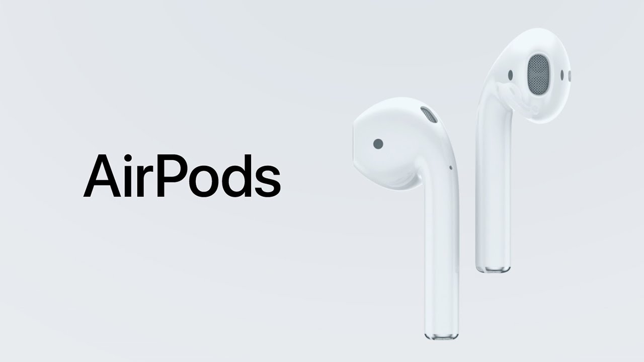 Apple AirPods - Blog