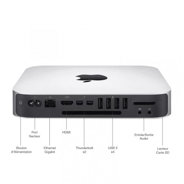 Apple Mac Mini Intel Core i7 3,0GHz:16Go:1 To HDD - Argent | McPrice Paris Trocadero v1