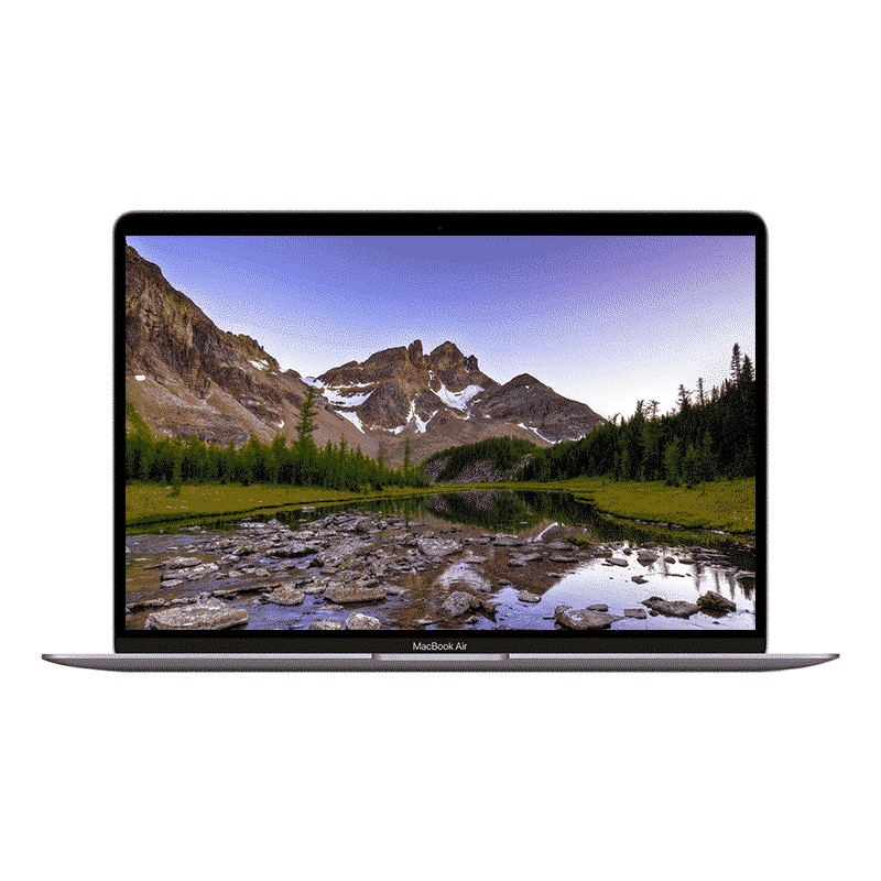 Apple MacBook Air 13 Pouces Retina Reconditionné 1,6GHz i5 8Go 256Go SSD - Gris Sidéral | McPrice Paris Trocadéro