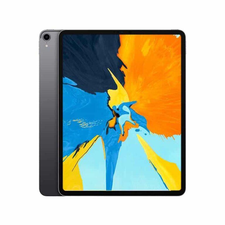 Apple iPad Pro (2018) 11 Pouces 256 Go Wi-Fi - Gris Sidéral | McPrice Paris Trocadéro