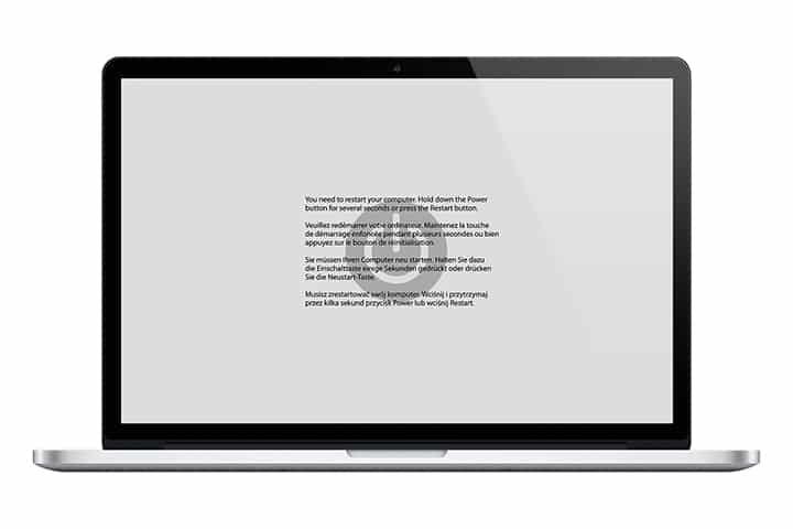 Blog - Kernel Panics Mac | Mcprice paris Trocadéro