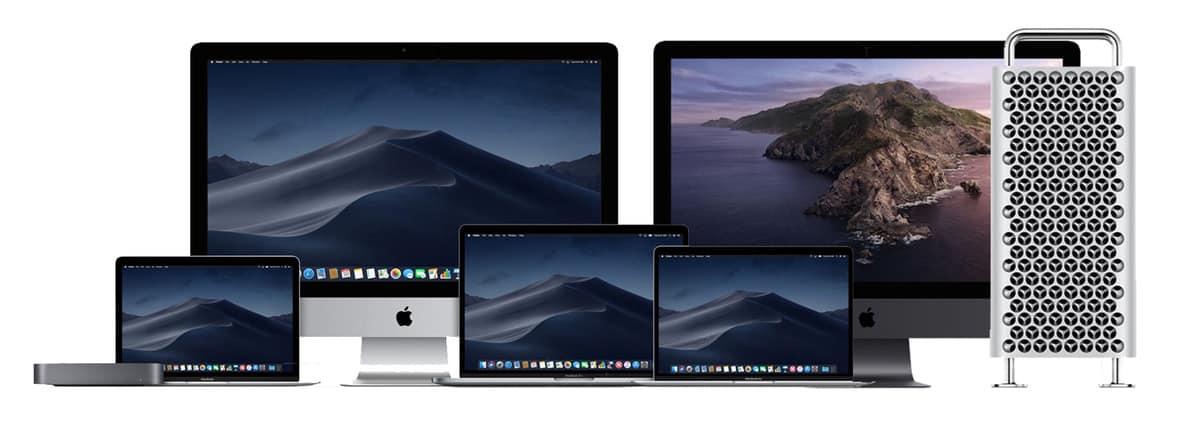 Mac Apple Gamme - Blog