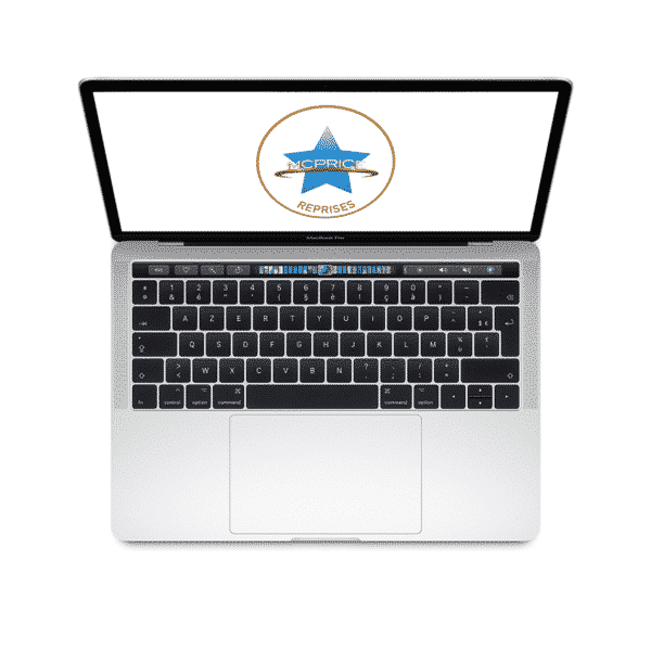 Reprise Apple MacBook Pro 13 Pouces Retina Touch Bar 2,6GHz/i7/16Go/512 Go SSD - Argent | McPrice Paris Trocadero