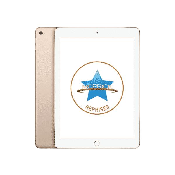 Reprise Apple iPad 9,7 Pouces (5ème Génération) Wifi 128 Go - Or   McPrice Paris Trocadéro