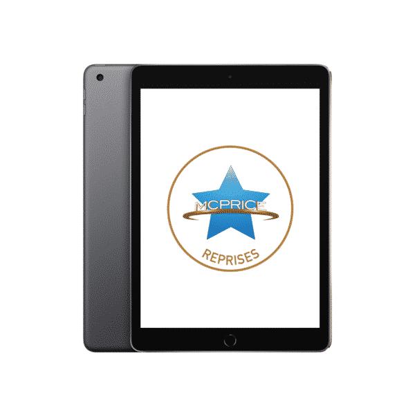 Reprise Apple iPad 9,7 Pouces (5ème Génération) Wifi 32 Go - Gris Sidéral   McPrice Paris Trocadéro