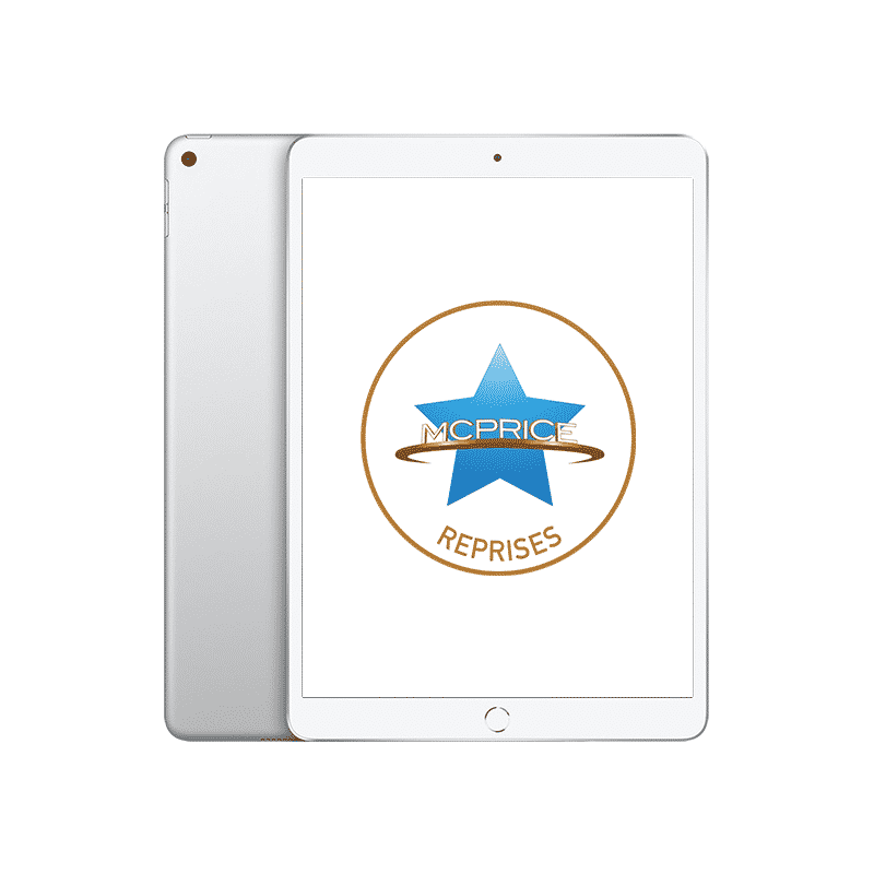 Reprise Apple iPad 9,7 Pouces (5ème Génération) Wifi + Cellular 32 Go - Argent | McPrice Paris Trocadéro