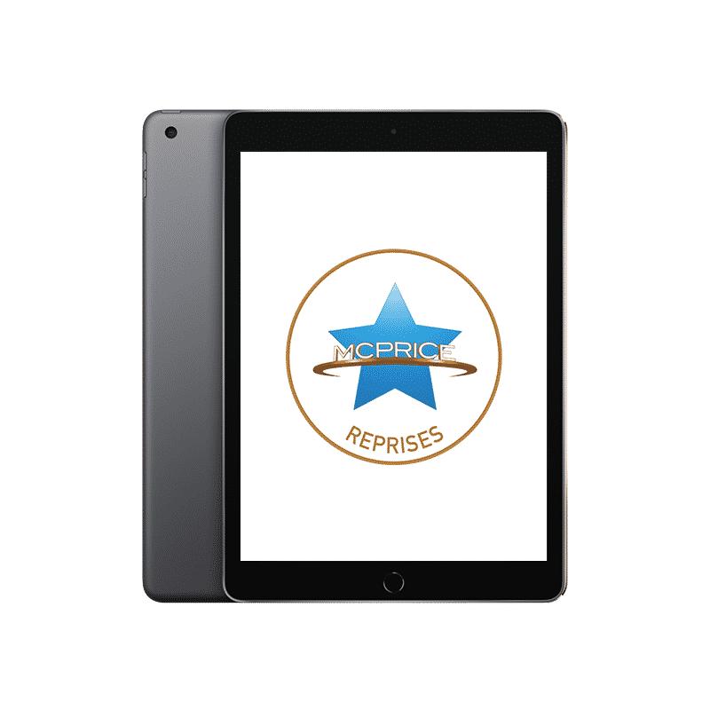 Reprise Apple iPad 9,7 Pouces (5ème Génération) Wifi + Cellular 32 Go - Gris Sidéral   McPrice Paris Trocadéro