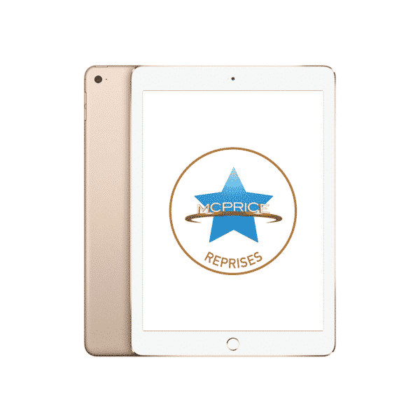 Reprise Apple iPad Air 3 Wifi + Cellular 64 Go - Or | McPrice Paris Trocadéro