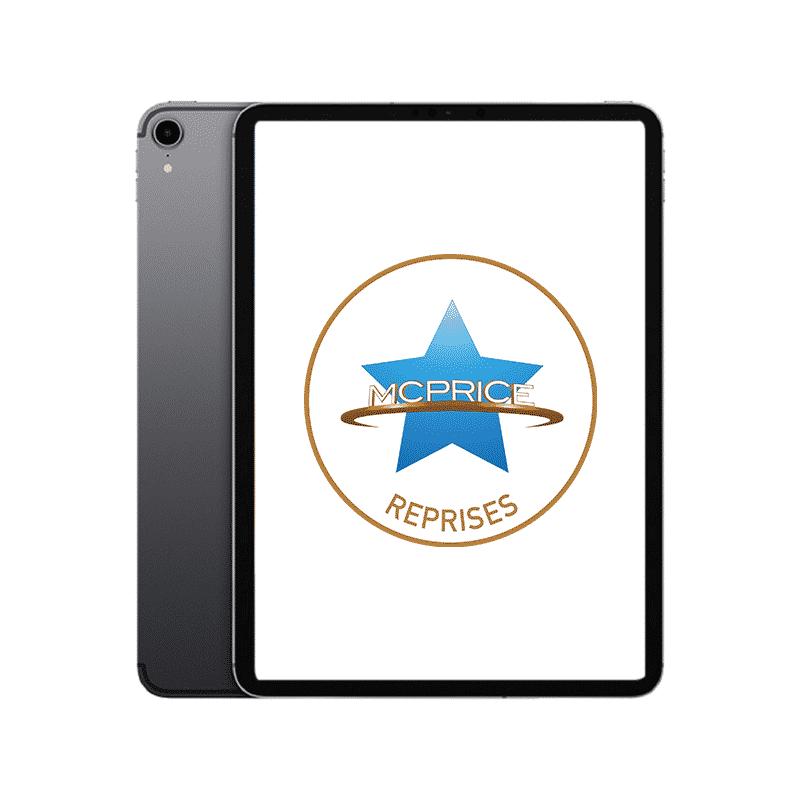 Reprise Apple iPad Pro 12,9 Pouces (3ème Génération) Wifi + Cellular 64 Go - Gris Sidéral   McPrice Paris Trocadéro