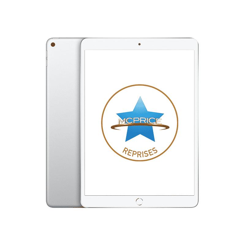 Reprises Apple iPad 10,2 Pouces (7ème Génération) Wifi + Cellular 128 Go - Argent | McPrice Paris Trocadéro