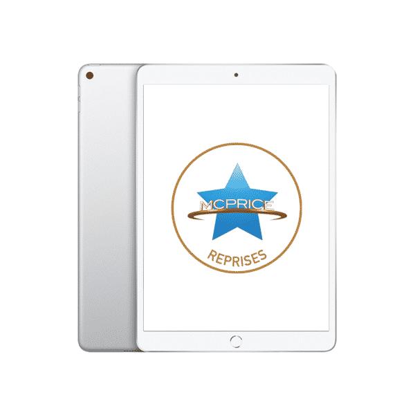 Reprises Apple iPad 9,7 Pouces (5ème Génération) Wifi + Cellular 128 Go - Argent | McPrice Paris Trocadéro