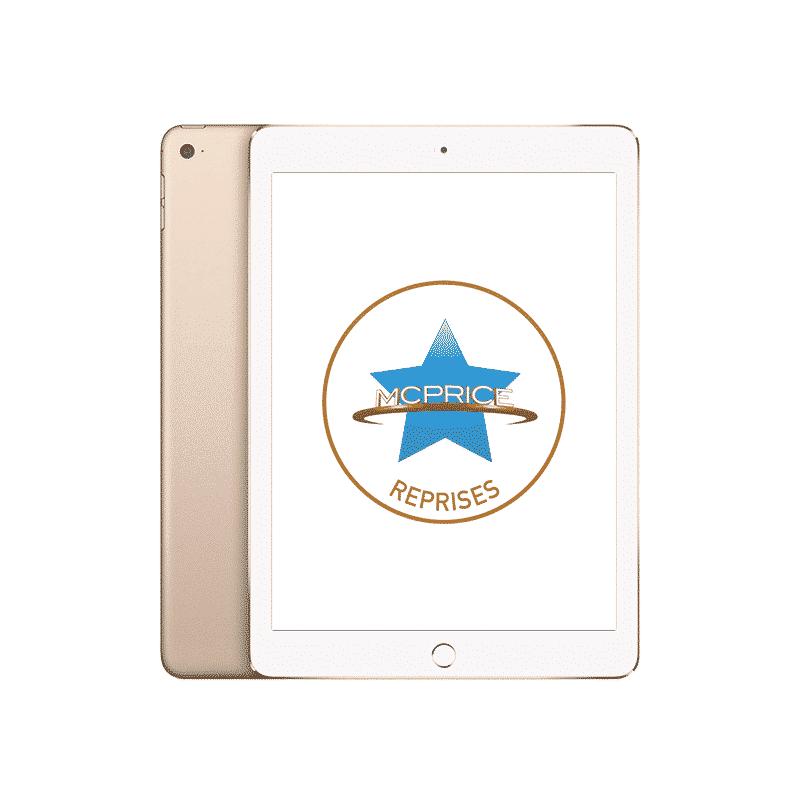 Reprises Apple iPad 9,7 Pouces (5ème Génération) Wifi + Cellular 128 Go - Or | McPrice Paris Trocadéro