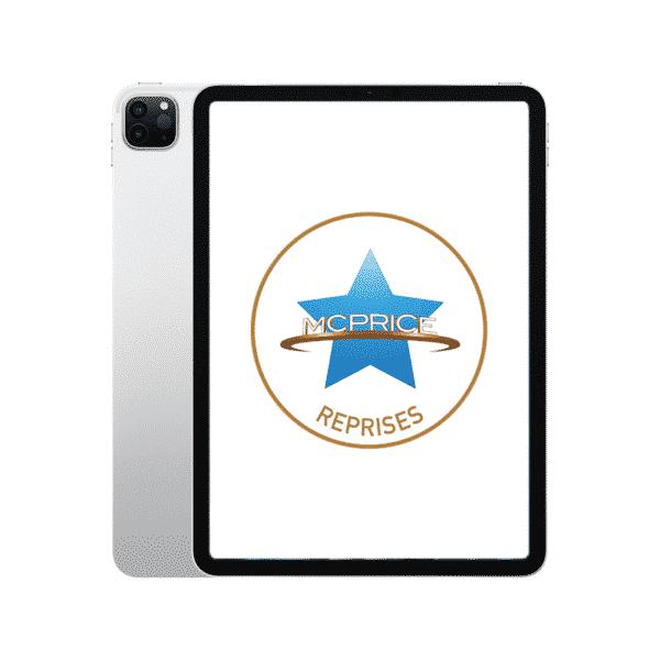 Reprises Apple iPad Pro 12,9 Pouces (4ème Génération) Wifi 128 Go - Argent | McPrice Paris Trocadéro