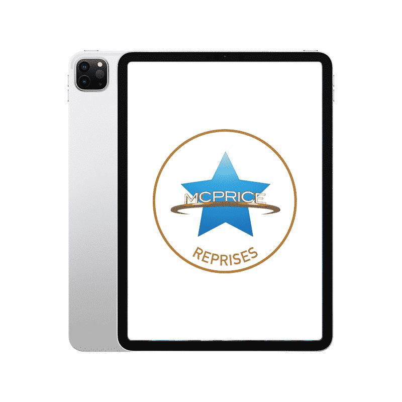 Reprises Apple iPad Pro 12,9 Pouces (4ème Génération) Wifi + Cellular 256 Go - Argent | McPrice Paris Trocadéro