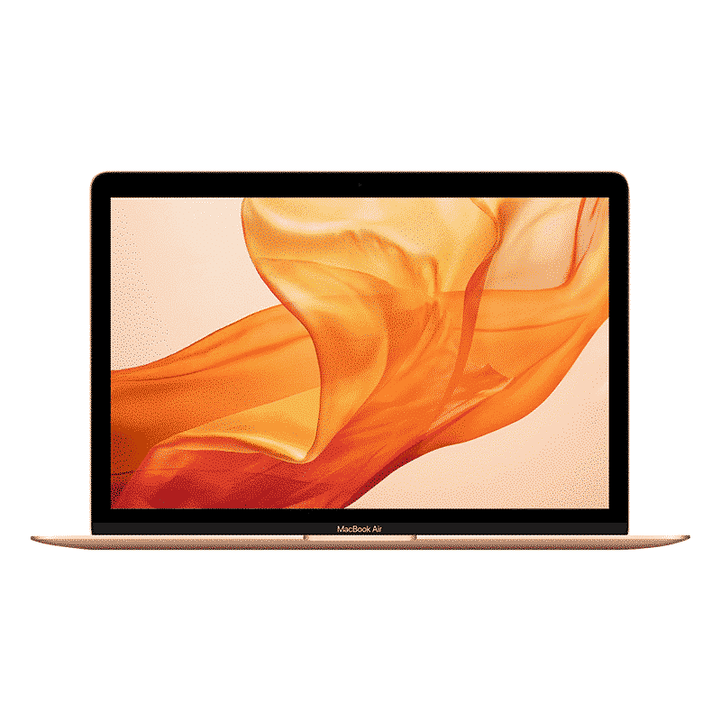 Apple MacBook Air 13 Pouces Retina 1,6GHz/i5/8Go/128Go SSD - Gold | McPrice Paris Trocadéro