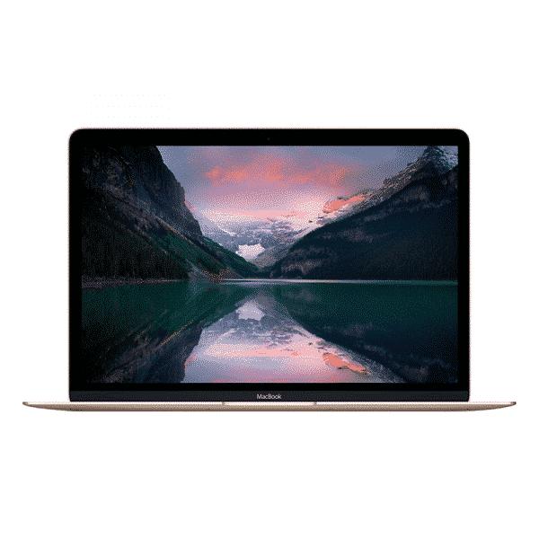 Apple Reconditionné MacBook 12 Pouces 1,2GHz/M3/8Go/512Go SSD - Gold | McPrice Paris Trocadero