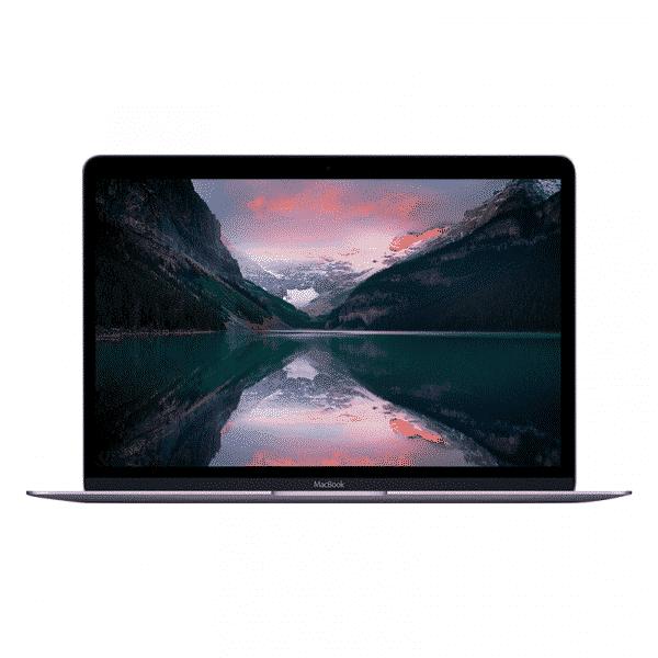Apple Reconditionné MacBook 12 Pouces 1,3GHz/M3/8Go/512Go SSD - Gris Sidéral | McPrice Paris Trocadero