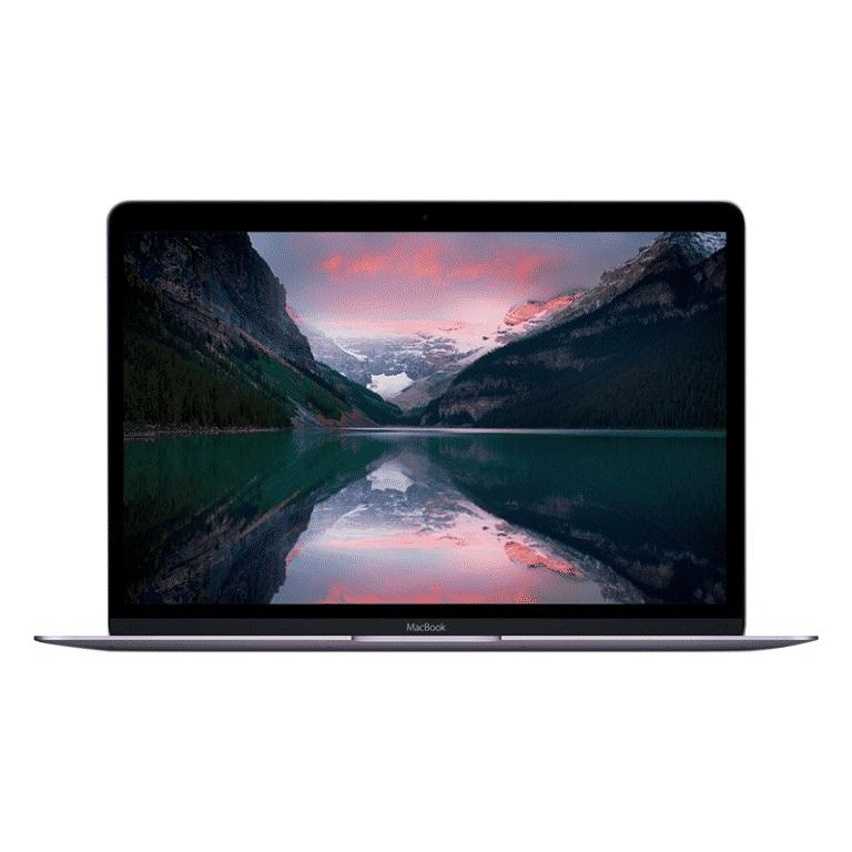 Apple Reconditionné MacBook 12 Pouces 1,3GHz/M3/8Go/512Go SSD - Gris Sidéral   McPrice Paris Trocadero