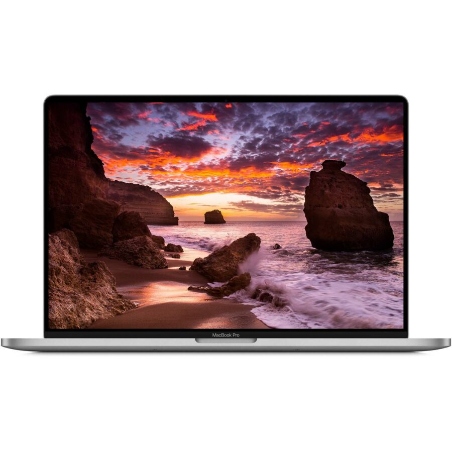 Apple MacBook Pro 15,4 Pouces Retina:Touch Bar:6-Cœur i7 2,2GHz:16Go:256Go:Radeon Pro 555X:Gris Sidéral