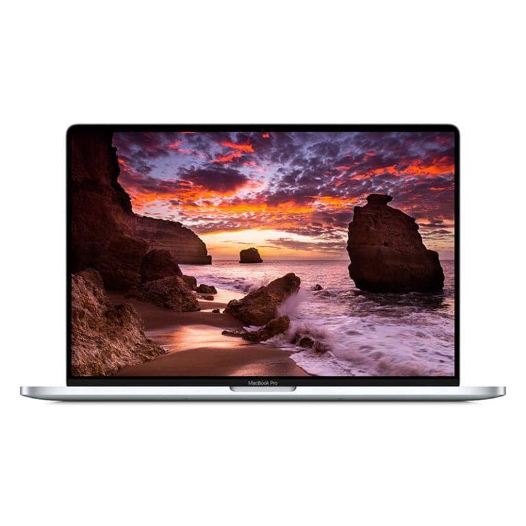 Apple MacBook Pro 15,4 Pouces Retina:Touch Bar:6-Cœur i7 2,6GHz:16Go:512Go:Radeon Pro 560X:Gris Sidéral