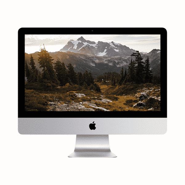Apple iMac 21,5 Pouces Quadricoeur i5 2,9GHz/16Go/1 To HDD | McPrice Paris Trocadero
