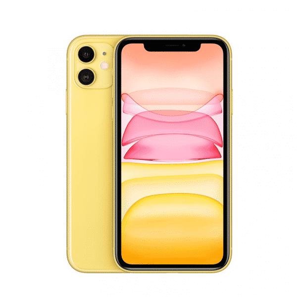 Apple iPhone 11 Yellow Reconditionné McPrice Paris Trocadéro v1