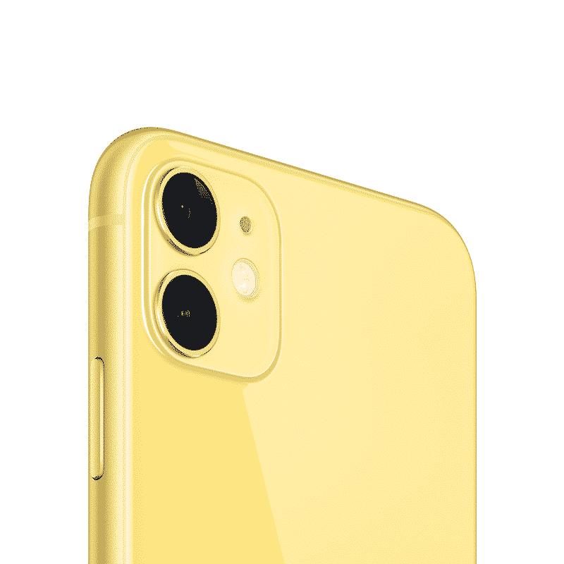 Apple iPhone 11 Yellow Reconditionné McPrice Paris Trocadéro v3