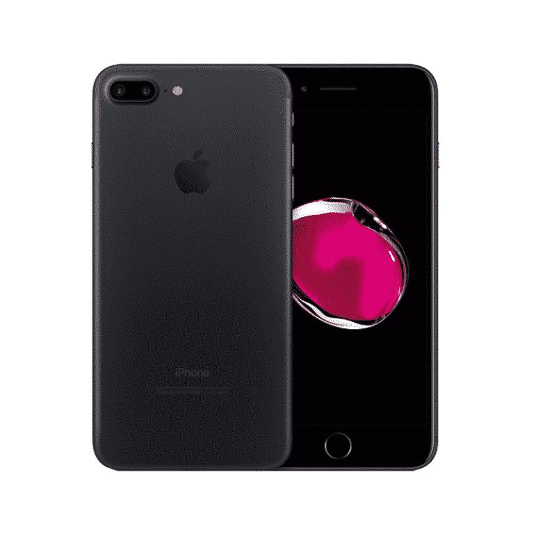 Apple iPhone 7 Plus Black McPrice Paris Trocadero v1