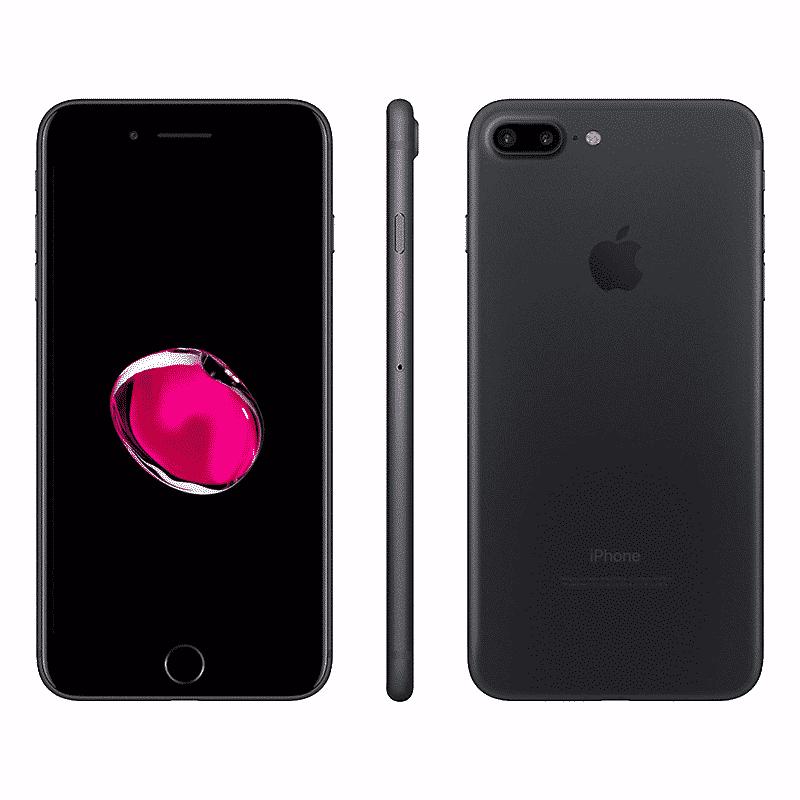 Apple iPhone 7 Plus Black McPrice Paris Trocadero v2