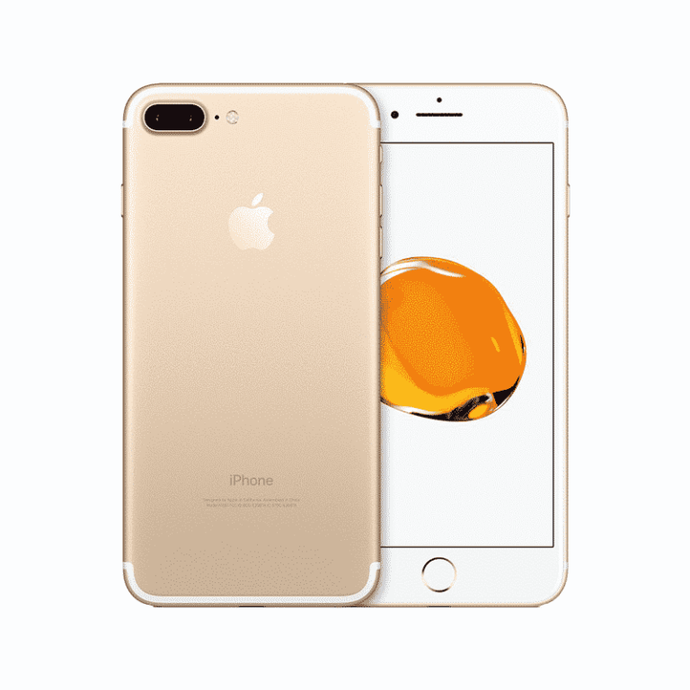 Apple iPhone 7 Plus Gold McPrice Paris Trocadéro v1