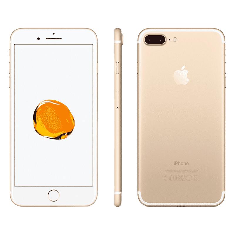 Apple iPhone 7 Plus Gold McPrice Paris Trocadéro v2