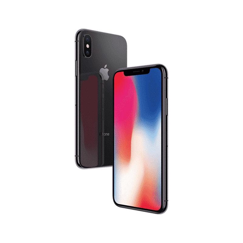 iPhone X Gris Sidéral McPrice Trocadéro Paris France
