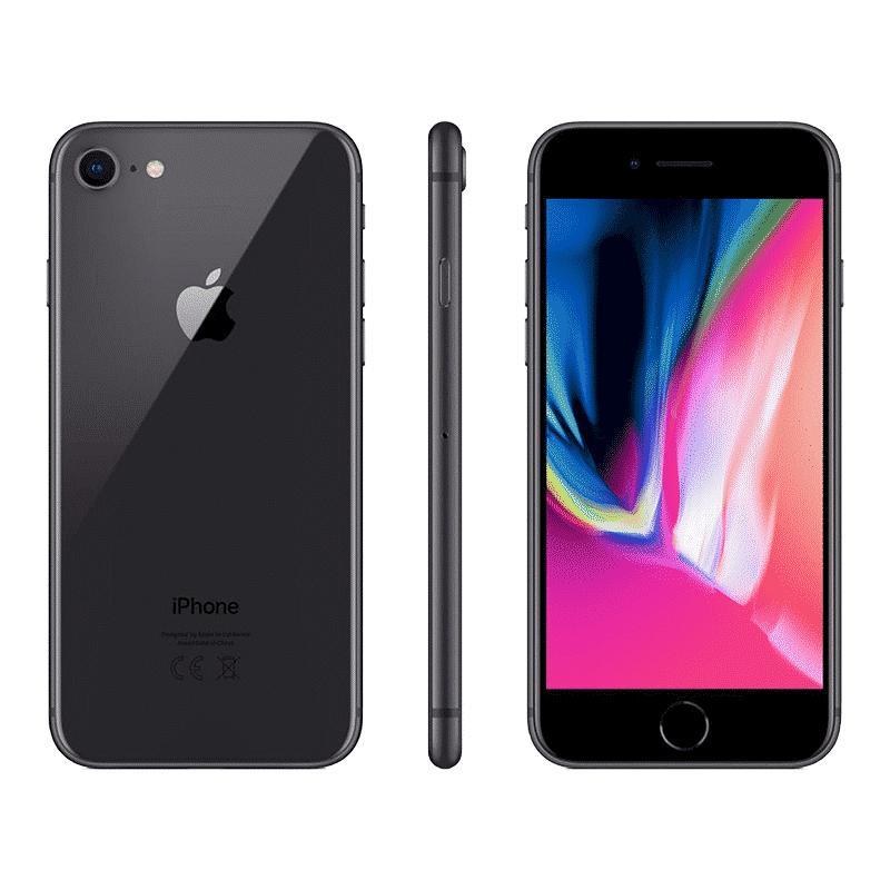 Apple iPhone 8 64 Go Gris Sidéral - Reconditionné à Neuf Garantie 1 an en Stock | Trocadéro Paris